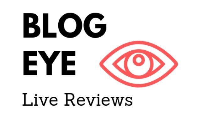 Blog Eye Mentoring Program for Bloggers 1