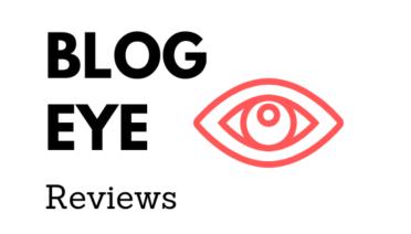 Blog Eye Reviews
