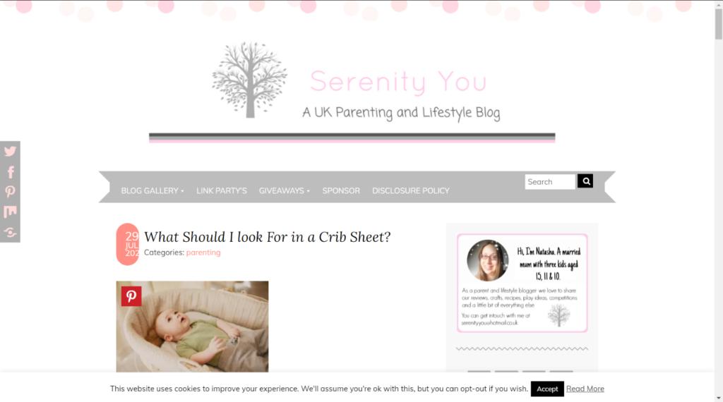 Blog Eye Serenity